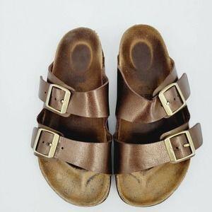 Birkenstock Arizona 2-Strap Sandals Sz 35/4.5